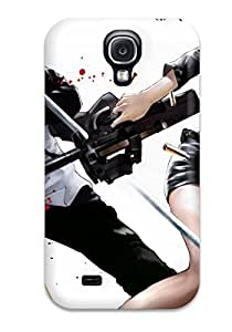 High Impact Dirt/shock Proof YY-ONE For Galaxy S4 (celebrity Anime)