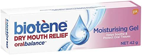 Biotene Dry Mouth Oral Balance Gel, Mint, 42 Grams
