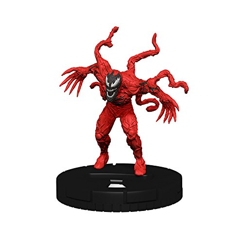 Marvel Heroclix Superior Foes of Spider-Man #044 Carnage Miniature Figure Complete with Card