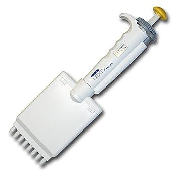 Watson Bio Lab NT-8200 NEXTY 8-Channel Pipettor, 20-200 µL, Plastic