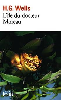 L'Île du docteur Moreau par Wells