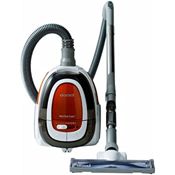 BISSELL Hard Floor Expert Bagless Canister Vacuum, 1154 - Corded