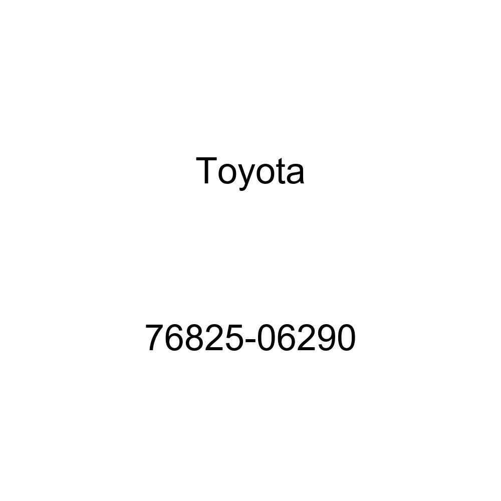 Toyota 76825-06290 Back Door Outside Garnish Protector
