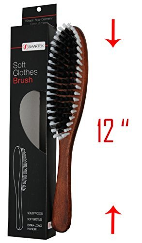boar hair clothes brush - 8