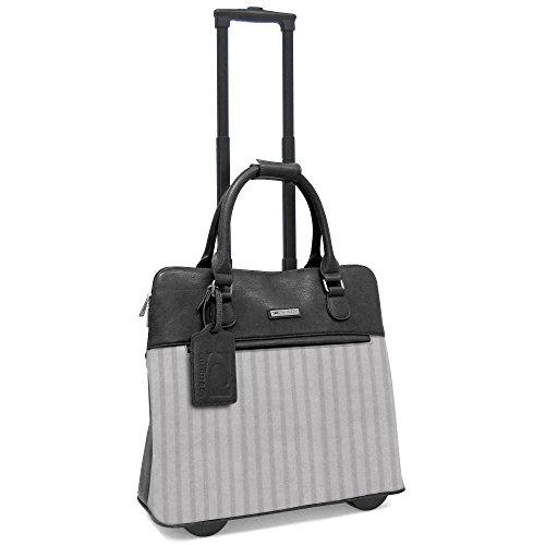 cabrelli-lucy-laser-15-laptop-rollerbrief-black-grey