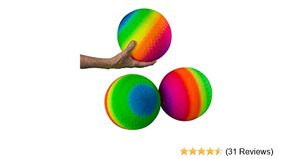 S/&S Worldwide Rainbow Ball