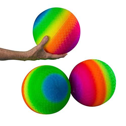 S&S Worldwide Rainbow Ball (Pack of -