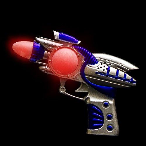 Flash Blaster (Fun Central (BC520) LED Mini Space Flash Blaster Gun)