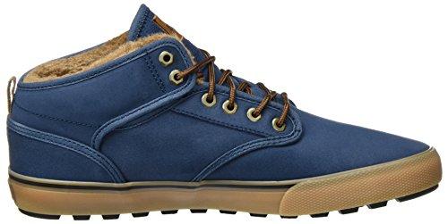 Mid Globe Motley Azul gum navy Zapatillas fur Hombre q5ZznwU5