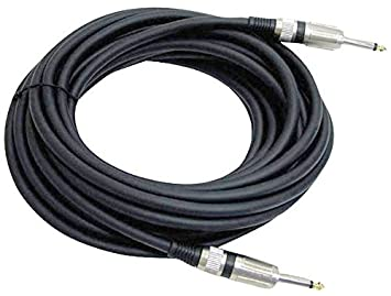 Pyle-Pro PPJJ50 50-Feet 12 Gauge Professional Speaker Cable 1/4-Inch to 1/4-Inch Sound Around