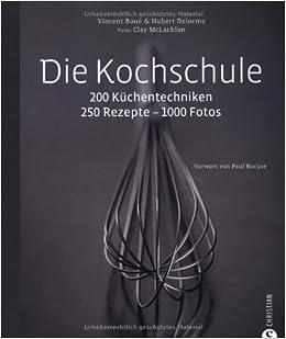 Kochschule Buch
