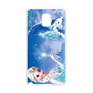 Frozen fresh lovely girl Cell Phone Case for Samsung Galaxy Note4