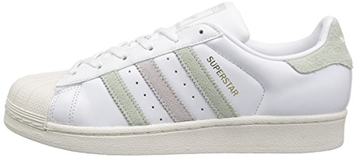 Sneakers Adidas Superstar Fabric Green White Basses W Purple Femme linen Ice HEFCwEBxq