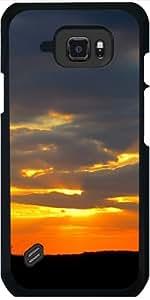 Funda para Samsung Galaxy S6 Active - Mm - Hermosa Puesta De Sol by PINO