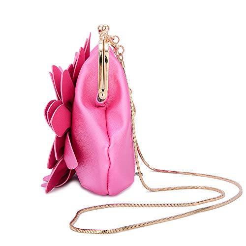 De Pour Diamant À 2 Croix En Cabas La Chaîne Bandoulière 6cm 18 23 Pink Sac Capacité Embrayage Grande Main Vert Forme Diagonale Femmes Mode wg04IqZ