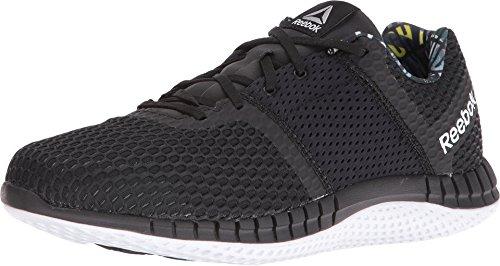 reebok-mens-zprint-run-thru-gp-running-shoe-black-white-95-m-us