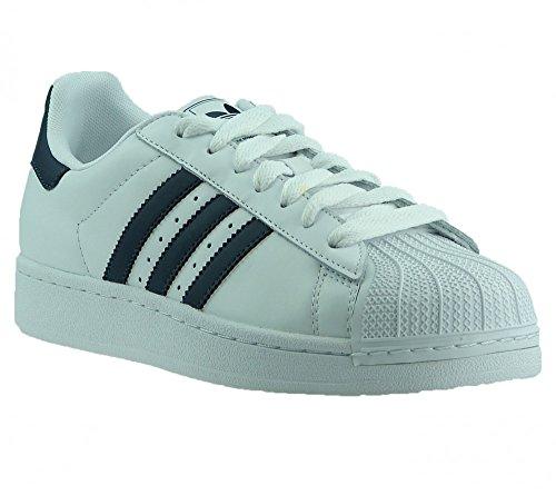Adidas White Hombre Superstar Black Zapatillas 2 z6rzp4cqB