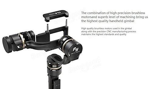 Feiyu Tech G4 Pro 3-Axis Handheld Stabilized Gimbal for iPhone, Android & other Smartphones by FeiyuTech (Image #5)