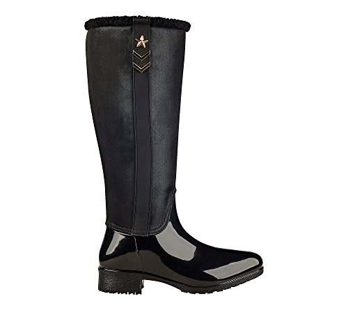 Tommy Hilfiger Four2 Rain Boots Black 9oEH2K7