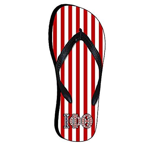 Iota Phi Theta Drapeau Américain Flip Flops