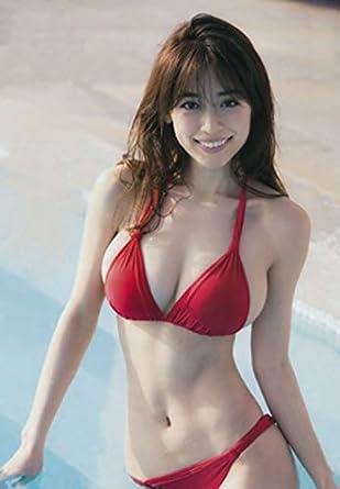 Amazon.co.jp: グラビアアイドル 泉里香 まとめ売り Lサイズ100枚 ...
