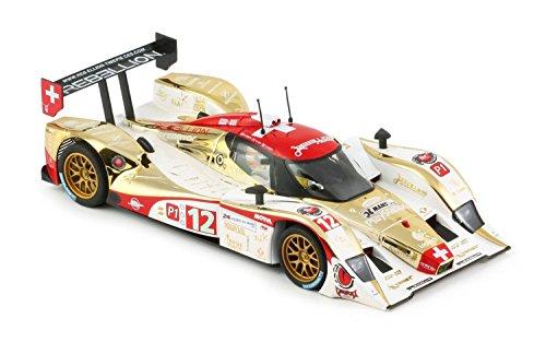 Rebellion Racing Le Mans 2010 #12 Performance Slot Car (1:32 Scale) ()