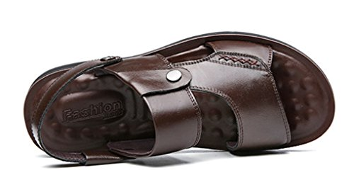 40 Marrone EU Brown Casual Femaroly Uomo wY04qIF4