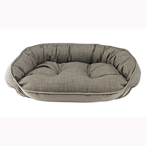 Bowsers Crescent Bed, X-Large, Driftwood