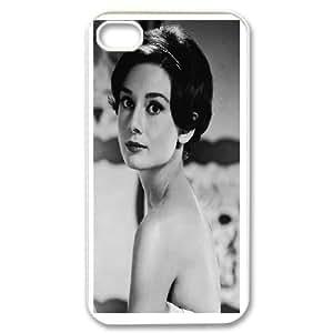 Generic Case Audrey Hepburn For iPhone 4,4S G7Y8908755