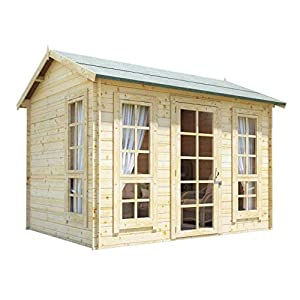 Tongue and Groove Log Cabin kit 10x8