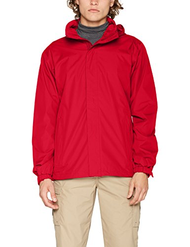 Lined Ardmore Red Waterproof Classic Mens Regatta Mesh Shell Jacket Red AITWw