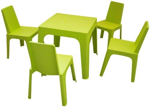 Price comparison product image Barcelona Dd Julieta Kids Set - Lime Green