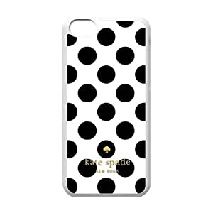 LJF phone case Kate spade New York Luxury brands On Hard Case Cover Protector for iphone 4/4s case?šº?Kate spade Fashion Popular Classic style 6