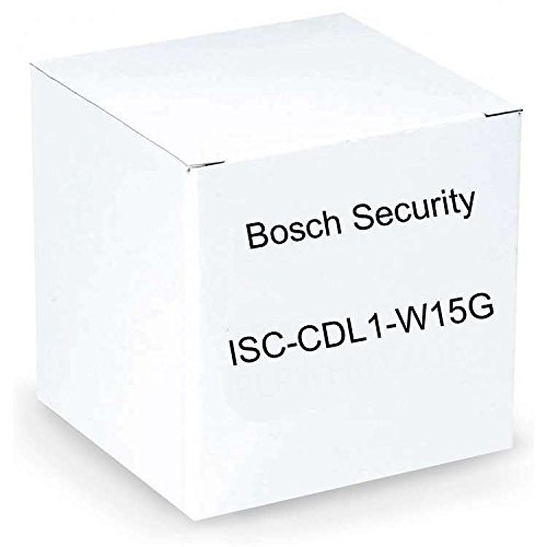 Detection Systems Bosch ISC-CDL1-W15G Comcl Ser Tritech Dectr 50X50