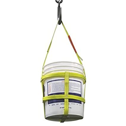 Liftall BS5 Bucket Sling, 5 gal, 200 lb. Capacity: Amazon.com ...
