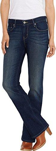 Levi's Women's 515 Bootcut Jean, Undercurrent, 29 (US 8) - Jeans L/s