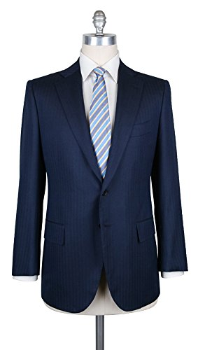 new-cesare-attolini-navy-blue-suit-48-58
