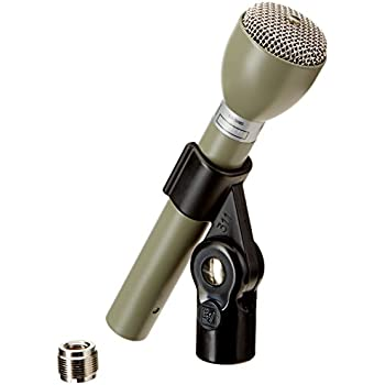 Electro-Voice 635A Handheld Live Interview Microphone (Black)