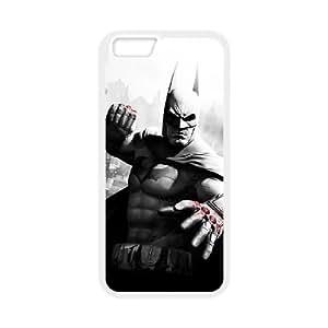 Batman Arkham City iphone 6s 4.7 Inch Cell Phone Case White 53Go-170167