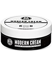 MODERN CREAM - THE JUNCTION - Medium Hold with Matte Finish - Hair Cream, Clay and Water Based, Washes out Easily - 90 grams