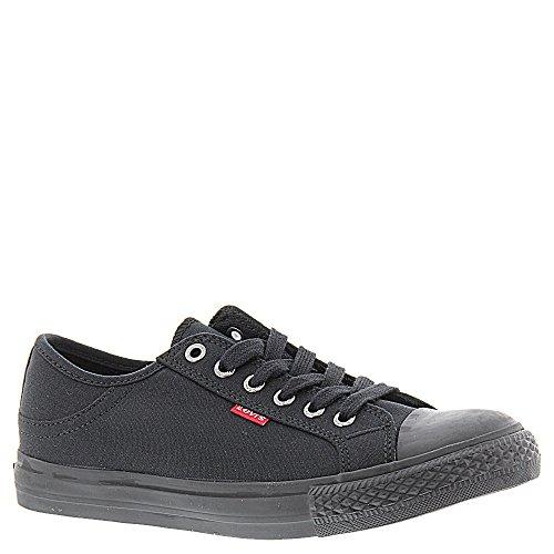 Levi's Stan 3 Women's Sneaker 7 B(M) US Black-Black