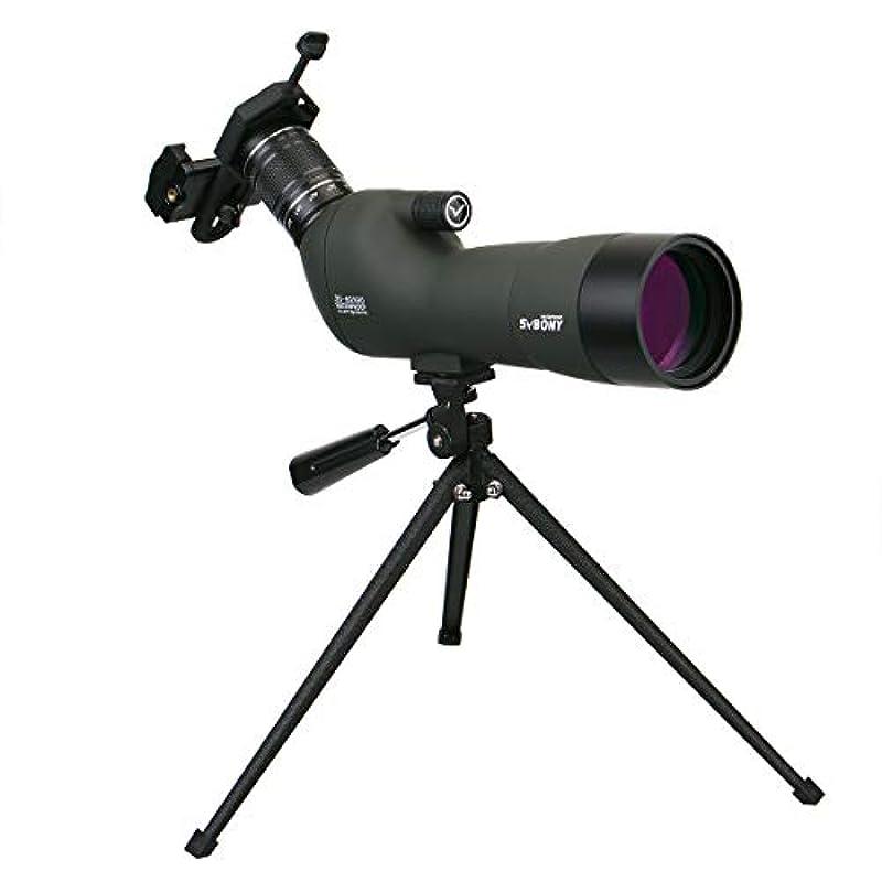 SVBONY SV29 필드스코프 망원경 20-60x60mm 줌 고배율