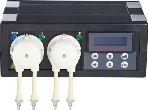 Doser Pump - Jecod DP-2 Programmable Auto Dosing Pump, 2 Channel