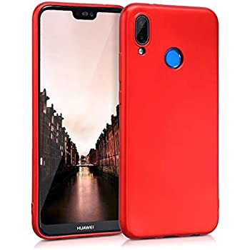 Amazon.com: kwmobile Case for Huawei P10 Lite - Soft TPU ...