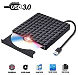 External CD DVD Drive USB 3.0 Multifunction Portable Optical Drive CD DVD +/-RW