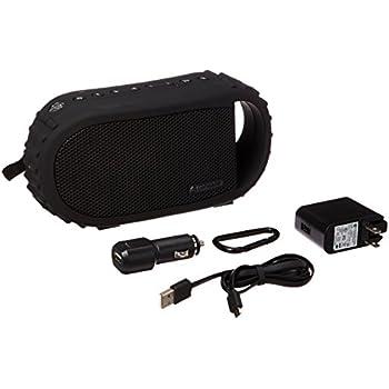 Amazon.com: ECOXGEAR ECOXBT Rugged and Waterproof Wireless