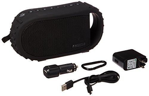 Ecoxgear Ecocarbon Bluetooth Waterproof Speaker (black) (Grace Digital Audio compare prices)
