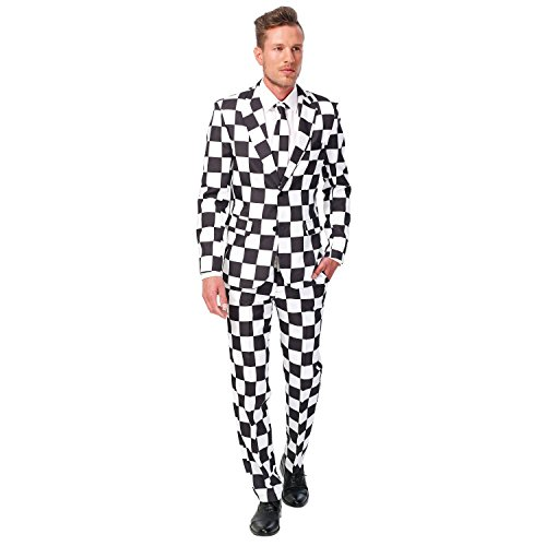 Check (Racing Suit Costumes)