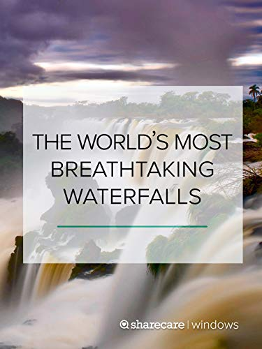 The World's Most Breathtaking Waterfalls (Alabama Block)