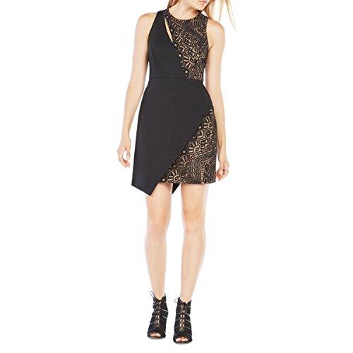 bcbg asymmetrical dress - 1